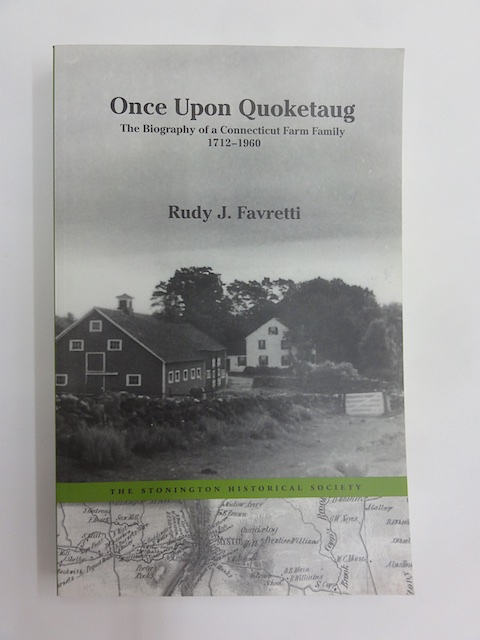 Q farm book cover