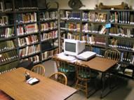 Carol W. Kimball Library Room