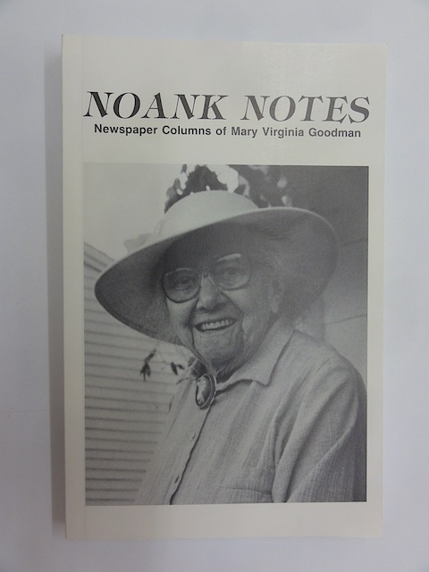 Noank Notes book