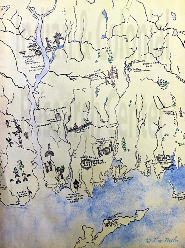 Evas Map