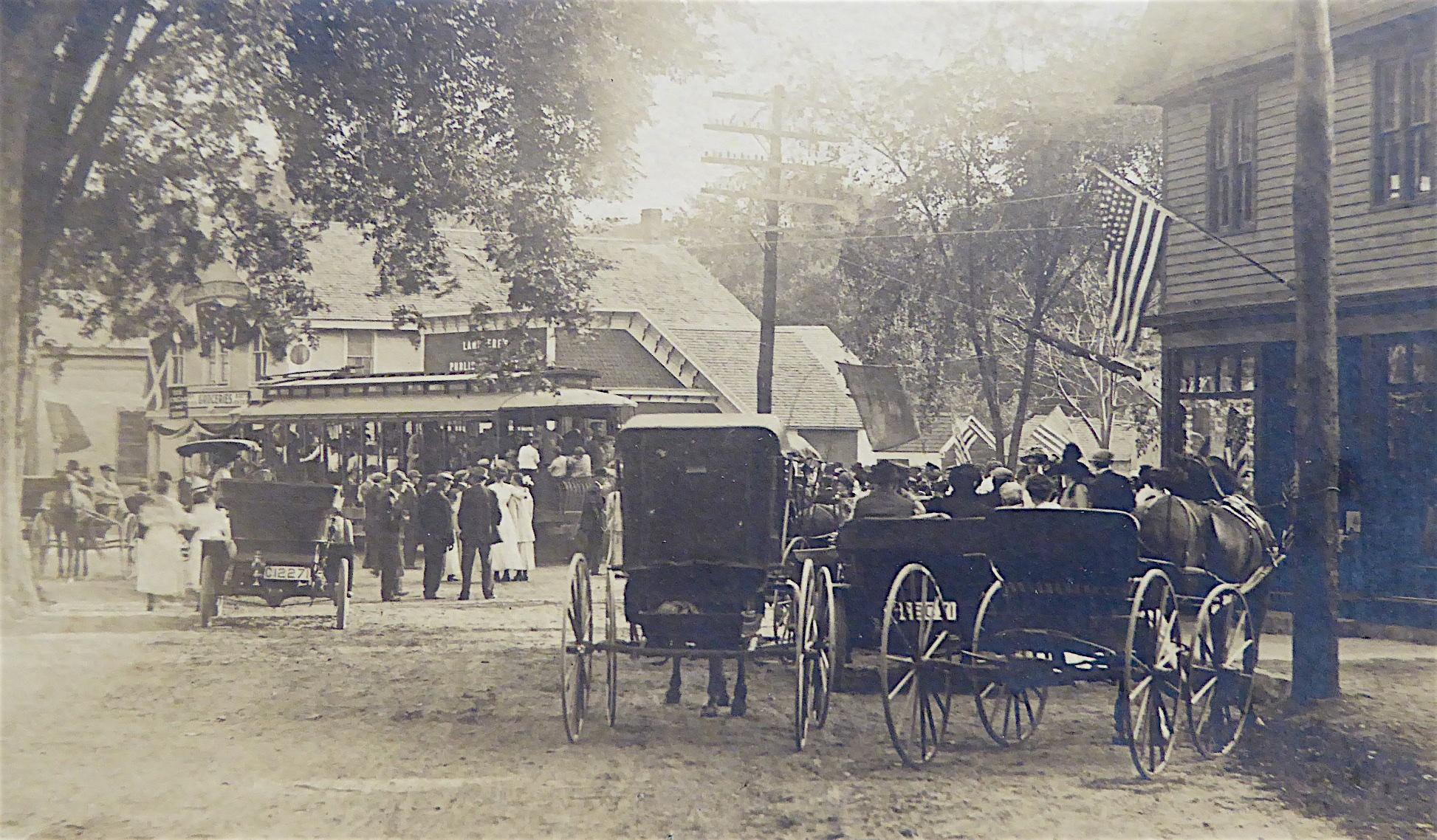 First Trolley