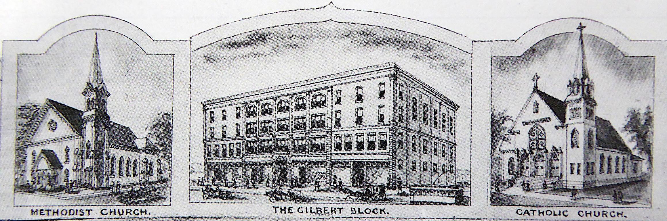 Gilbert strip