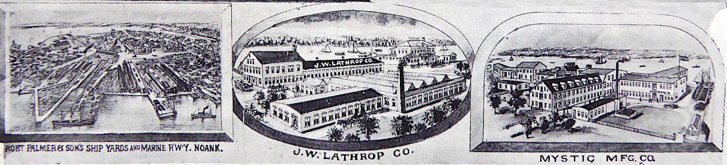 Lathrop strip